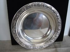 Reed & Barton Sterling Silver Bowl Small Serving X895 Classic Rose 90 grams