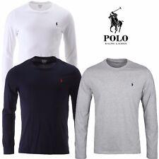 Ralph Lauren Polo Men's Long Sleeve Crew Neck T-shirt