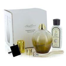 Ashleigh & Burwood Fragrance Lamp Starter Kit Amber Lamp & Fresh Linen Scent Set