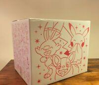 Pokemon PikaPika box 2021 limited newyear random blanket