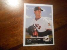 2013 SAN JOSE GIANTS Single Cards YOU PICK FROM LIST $1 to $3 each OBO