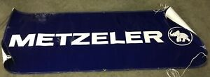 Motorcycle Product Banner (8ft x 3ft) - Metzeler Tires