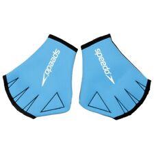 Speedo Aqua Paddle Swimming Webbed Training Gloves Mitts