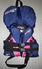 O'Neill Watersports Infant Life Jacket Vest (Blue) - USGC Approved