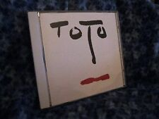 "TOTO ""TURN BACK"" RARE CD JAPAN 1981 CBS/SONY CSCS 6067"