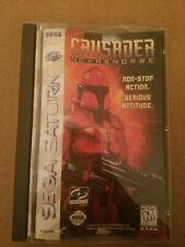 Crusader: No Remorse CIB (Sega Saturn, 1996)
