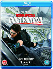 Mission Impossible - Ghost Protocol (Blu-Ray)