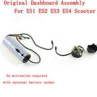 Dashboard Control Board Assembly For Ninebot Segway ES1 ES2 ES3 ES4 Scooter w
