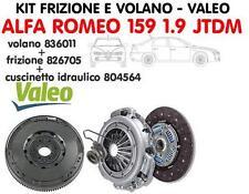KIT VOLANO + FRIZIONE VALEO ALFA ROMEO 159 FIAT CROMA 1.9 JTDM