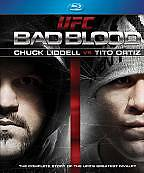 UFC: Bad Blood: Chuck Liddell v. Tito Ortiz The Complete Story (Blu-ray, 2011)