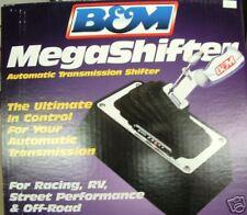 B&M MEGA SHIFTER FITS 700R4/T-350/400/C-4/C-6/T-F CHEVY FORD MOPAR PRO STREET