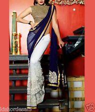 Veeraa Saree Exclusive Beautiful Designer Bollywood Indian Partywear Sari 138