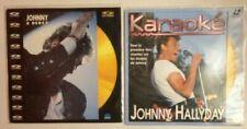 Laserdiscs karaoké