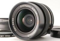 【Near MINT】 Contax Carl Zeiss Distagon T* 25mm F/2.8 MMG MF Lens C/Y Mount JAPAN