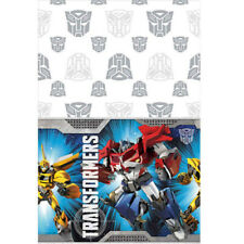 Party Supplies Boys Birthday Movie Transformers Tablecover