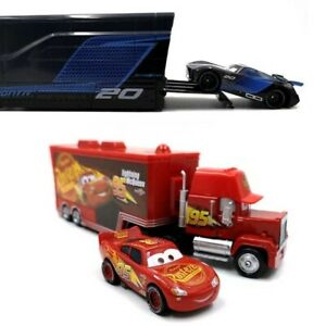 Cars 3 Toy Lightning Mcqueen Jackson Storm Mack Uncle Truck Metal Car Products