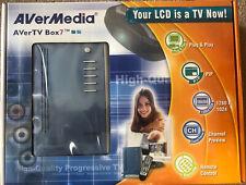 AverMedia AVerTV Box7 TV Tuner Box A470