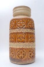 FAB metà del secolo vintage Scheurich West GERMAN art pottery vase 289-27