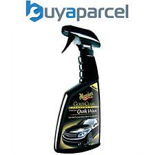 Meguiars Car Wax Gold Class Carnauba Plus Premium Quik Wax 473ml G7716