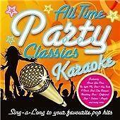 Karaoke - All Time Party Classics Karaoke, Various Artists, Audio CD, New, FREE