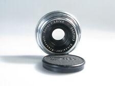 Vintage Lens Schneider - Kreuznach Xenar 1: 2,8 / f= 45 für Diax
