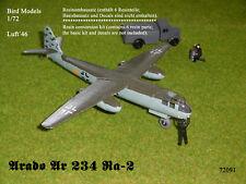Arado Ar 234 Ra-2     1/72 Bird Models ResinUMbausatz / resin conversion set