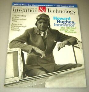 INVENTION & TECHNOLOGY Magazine Winter 1999 - Howard Hughes, Innovator