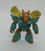 1987 Hasbro Takara Series 1 Battle Beasts Major Moose #33 With rub figure