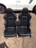 HONDA S2000 SEATS PAIR AP1 AP2