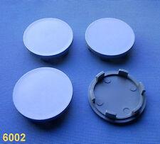 (6002) 4x Nabendeckel Kappen Felgendeckel 59,5 / 54,0 mm für MIM, Platin,