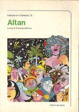 ALTAN L'autore e il fumetto  8 Vincenzo Mollica Ed Del Grifo X
