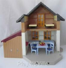 Playmobil petite dollshouse/HOLIDAY HOME/MAISON DE FERME & Meubles NEUF