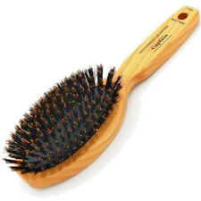 Phillips Brush Captain Boar Bristle All Wood Handle Hair Brush