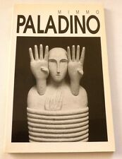 Mimmo Paladino - 1990 ITALIAN  ART EXHIBITION CATALOGUE / BOOK