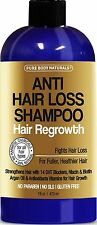 Pure Body Naturals Hair Loss Prevention Therapy Shampoo 16 fl oz
