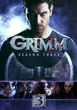 Grimm: Season Three (DVD, 2014, 5-Disc Set) NEW