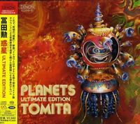 Tomita - Planets Ultimate Edition [New SACD] Japan - Import