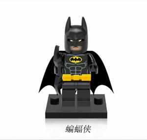 Batman Minifigures DC Thor Loki Infinity War End Game Super Heroes Marvel LEGO