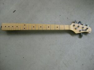 Sterling By Music Man Sub Ray 5 5 String Loaded Bass Neck.