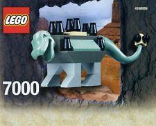 LEGO BABY ANKYLOSAURUS 5950/7000 Set Dinosaurs Jurassic World Park