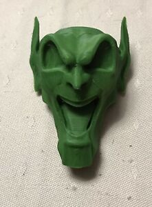 3 Inch Maximum Overdrive GREEN GOBLIN Front Grill Addition Custom 3D Printed NEW
