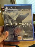 Ace Combat 7 Skies Unknown - Sony PlayStation 4