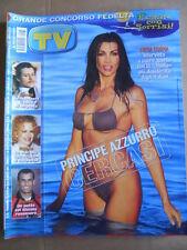 TV Sorrisi e Canzoni n°33 2002 Luisa Corna Nicole Kidman Rivaldo  [D54]