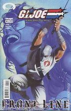 G.I. Joe: Frontline #4 Comic Book 2003 - Image