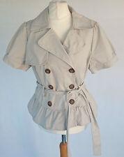 Debenhams Hip Length Cotton Casual Coats & Jackets for Women