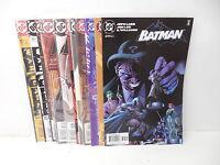 Batman 619-632 DC Comic Books 619 Joker Poison Ivy Harley Quinn Jim Lee Cover