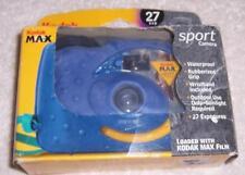 Kodak Max Sport Camera One-Time-Use disposable film