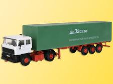 Kibri 14646 DAF Zugmaschine mit remorques bagages Kit de montage H0