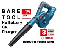 10 ONLY Bosch GBL 18V-120 BARE TOOL BLOWER (Inc Extras) 06019F5100 3165140821049