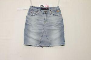 Jupe Mini roy roger's Slim Boyfriends D'Occassion (Cod.MN74) Tg.40 w26 Jeans